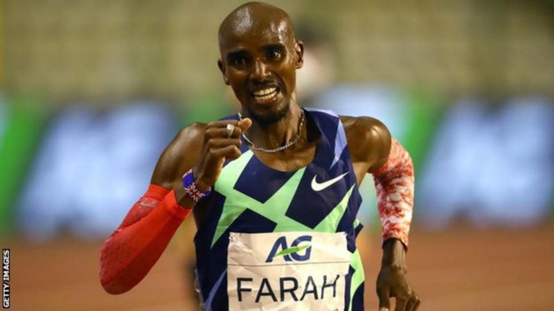 Farah, Hassan break one-hour run world records