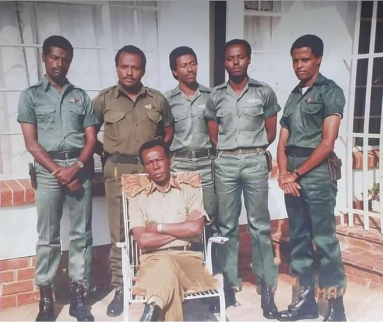 MENGISTU HAILE MARIAM (EX-PRES.) GETTING AWAY WITH MURDER!(1) ARE THE UN AND THE INTERNATIONAL CRIMINAL COURT (ICC) ALIVE?