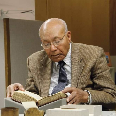 Prof. Getatchew Haile, FBA, 1931–2021
