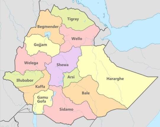 Ethiopiab 1