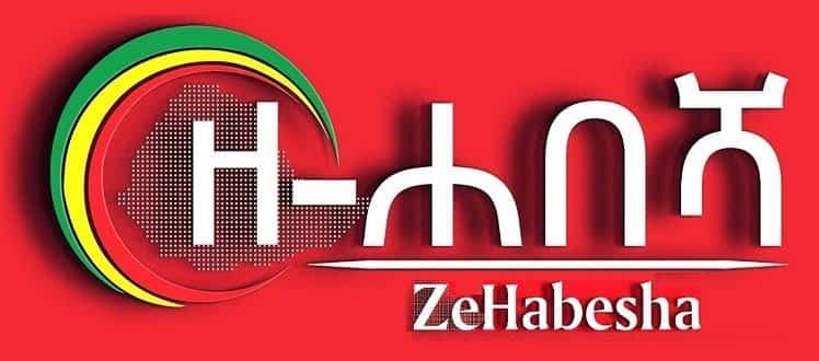 Zehabesha Red Header