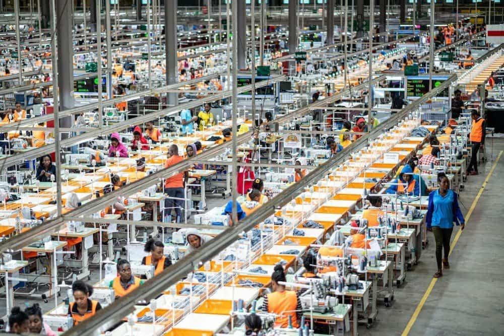 ethiopia hawassa women garment industry
