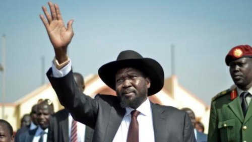 south sudan s president salva kiir speaks at a public rally in juba on 18 march 2015 ap jason patinkin1 2ef02