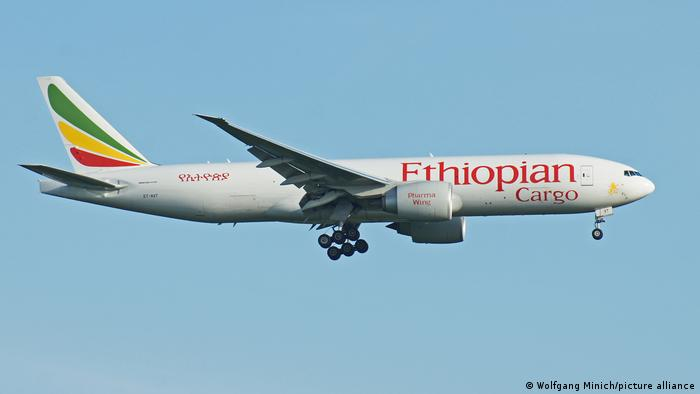Ethiopian Airlines pilot mistakenly lands at unfinished airport