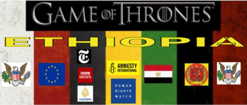 The Fifth Pillar of the Biden Administration's Policy in Ethiopia:  Puppetmaster a (War)game of Thrones and Delegitimize the 2021 Election (Part I of II)