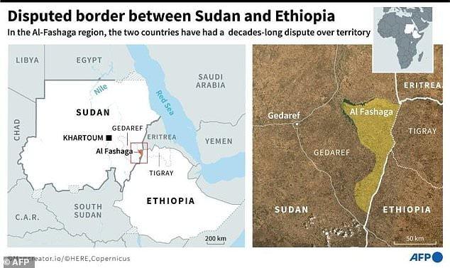 Sudan and Ethiopia border clashes fuel wider tensions