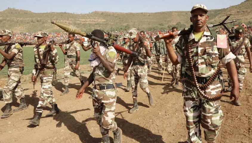 Defeating TPLF's Agenda and Building a Peaceful Future Ethiopia!